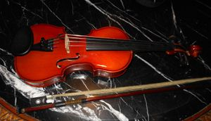 Emmanuel Berberian Tiny Violin 2012 no.146 1/10 Size 16 Inches w/ Bow & Case for Sale in Miami, FL