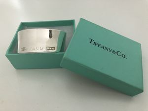 Authentic Tiffany cuff bangle (new) for Sale in Cambridge, MA
