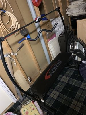 AbRail Exercise Equipment for Sale in GARDEN CITY P, NY