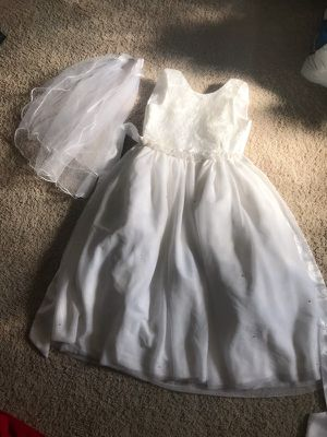 Flower girl or communion dress for Sale in La Vergne, TN
