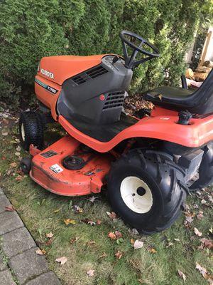 "Kubota tractor 48"" mower for Sale in Newington, CT"