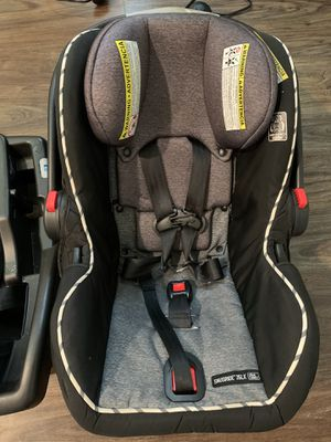 Graco Snugride 35LX Car seat and 2 Bases for Sale in Roseville, CA