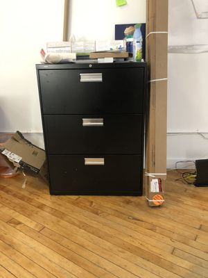 Sturdy File Cabinet - Flatiron District - Free! for Sale in New York, NY