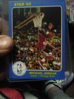 1985 Star Michael jordan Court Kings for Sale in Yakima,  WA