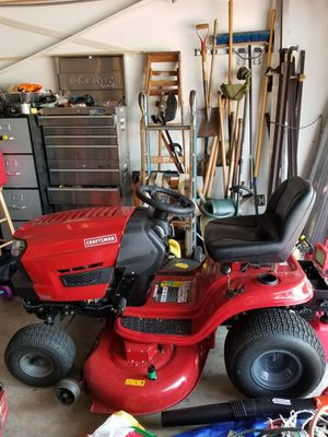 Craftsman riding mower for Sale in Royal Palm Beach, FL