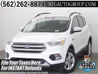 2017 Ford Escape for Sale in Bellflower, CA