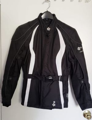 Frank Thomas Evie Lady Rider Textile Motorcycle Jacket for Sale in Fort Lauderdale, FL