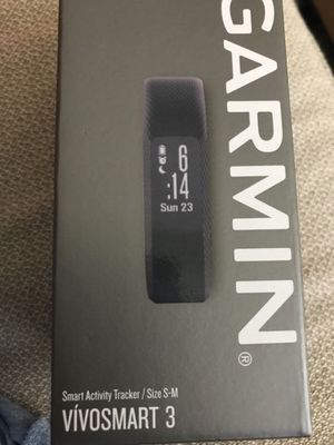 Garmin VIVOSMART 3 for Sale in Orlando, FL