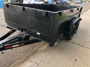 HEAVY DUTY DUMP TRAILERS for Sale in Phoenix, AZ