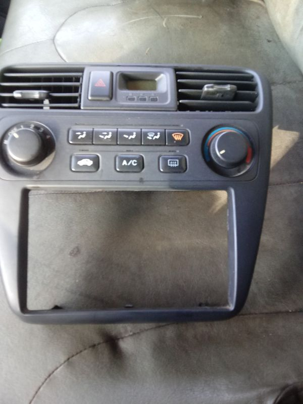 98-02 Honda accord heat and ac control switch