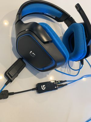 Headphones computer gaming for Sale in Huntington Beach, CA