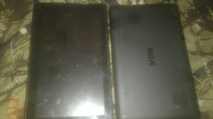 2 Rca 7 inch tablets 25 each for Sale in Birch River, WV