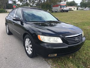 2008 HYUNDAI AZERA LIMITED for Sale in West Palm Beach, FL