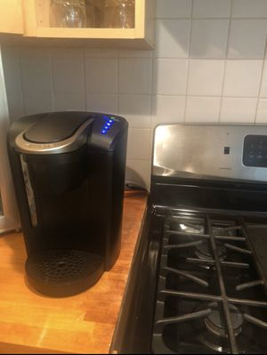 Keurig coffee machine in box (only used to dispense hot water) for Sale in Beverly Hills, CA