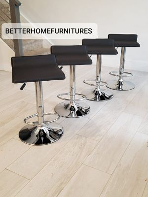 New 4 bar stools in box for Sale in Fort Lauderdale, FL
