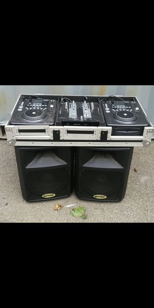 Dj equipment for sale {contact info removed} for Sale in Boston, MA