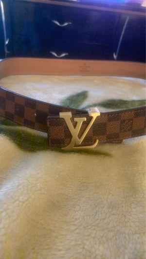 Louis Vuitton Belt for Sale in Berkeley, CA