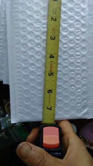 """4""""x 8"""" white poly bubble strong duty thick mailer lot 100pcs for Sale in Richmond, CA"""