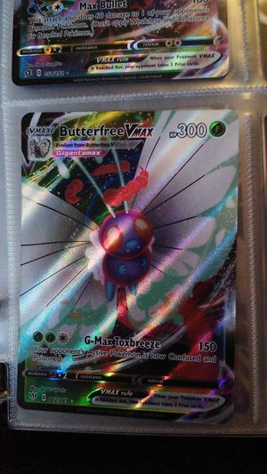 Mint vmax pokemon card for Sale in Pittsburgh, PA