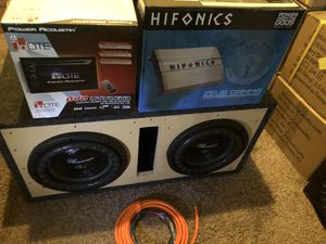 ALL BRAND NEW SYSTEM 🔊🔊 for Sale in Tempe, AZ