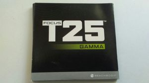 Focus T25 Gamma Workout Dvd set for Sale in Goodlettsville, TN