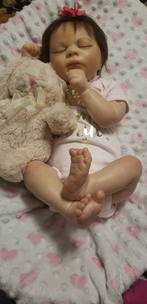 Reborn baby for Sale in DeFuniak Springs, FL