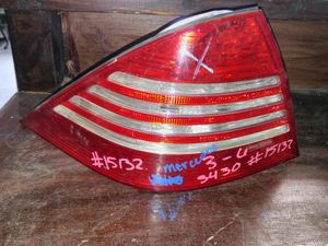 03-06 MERCEDES S430 TAILLIGHT for Sale in Dallas, TX