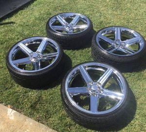 18's IROCS & Tires for Sale in San Bernardino, CA
