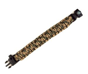 Paracord Emergency Bracelets with embedded compass and whistle. for Sale in Windermere, FL