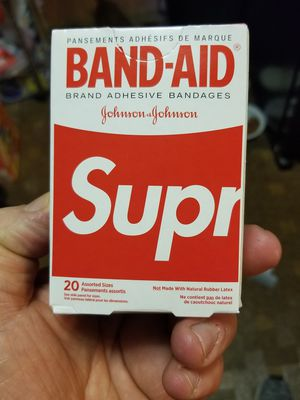New SS19 Supreme Band-Aids for Sale in Philadelphia, PA