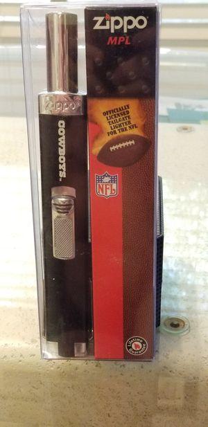 Dallas Cowboys Zippo lighter for Sale in Las Vegas, NV