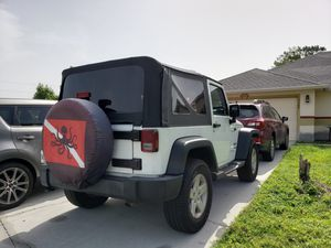 Soft Top for 2017 Jeep Wrangler for Sale in Kissimmee, FL