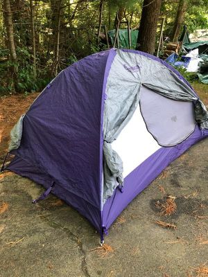 Eureka Mountain Pass XT 2 man tent for Sale in Freetown, MA