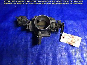 OEM 2002 HYUNDAI SANTA FE 2.7L ENGINE THROTTLE BODY for Sale in Miami Gardens, FL
