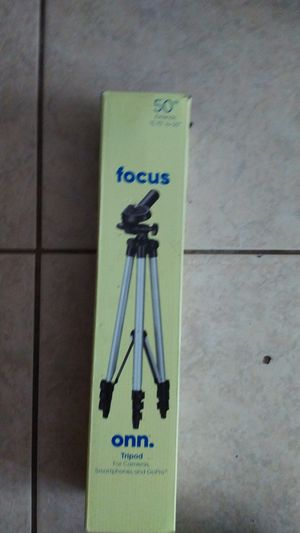 Tripod for cameras smartphones and gopro for Sale in Beaumont, TX