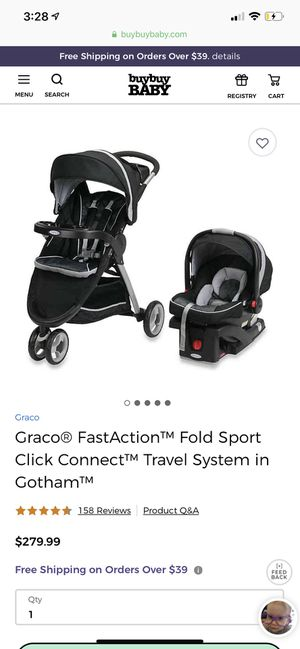 Graco Travel System for Sale in San Jose, CA
