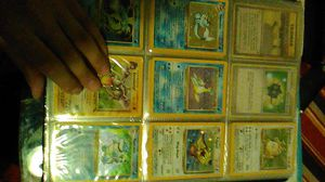 Pokemon cards 2 binders full over thousand cards for Sale in Waterbury, CT