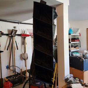 IKEA hanging closet organizer for Sale in Snohomish, WA