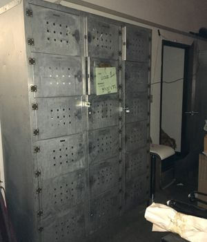 Metal Lockers for Sale in Norwalk, CA