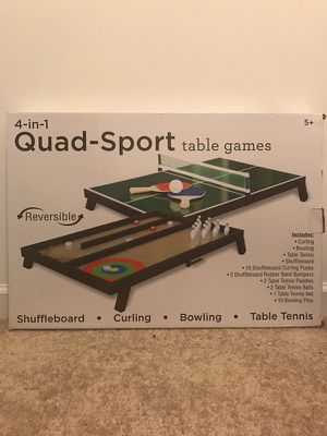 Sport Table Top Game for Sale in Charlotte, NC