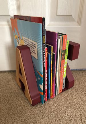 A Z Bookends for Sale in Chicago, IL
