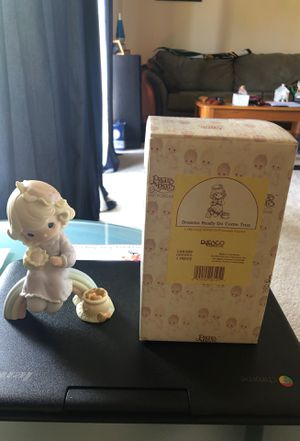 Precious moments dreams really do come true mint w/box for Sale in Cockeysville, MD