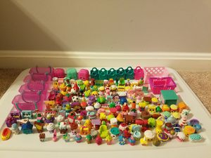 Shopkins Lot of 150 and Many Different Seasons! for Sale in Germantown, MD