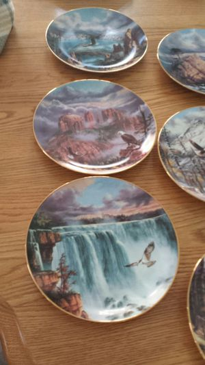 Collector Plates for Sale in Cashmere, WA