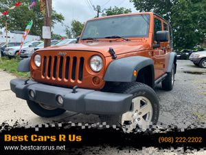 2011 Jeep Wrangler Unlimited for Sale in Plainfield, NJ