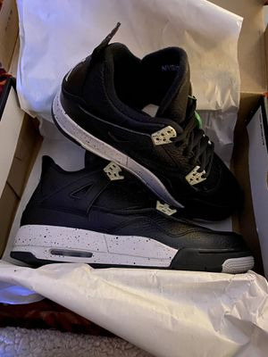 Jordan 4 Retro Oreo for Sale in Lockhart, TX