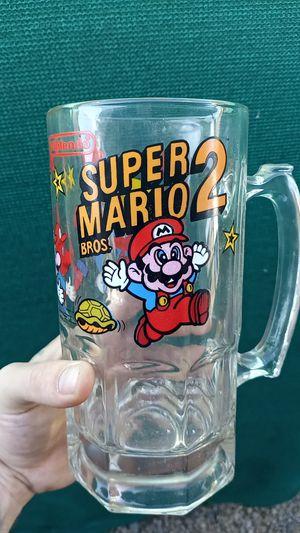 1989 super Mario mug (vintage) for Sale in Phoenix, AZ