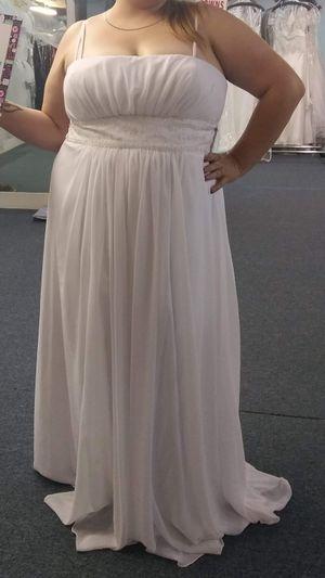 Wedding dress for Sale in Wilmer, AL