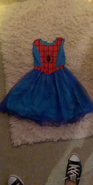 Spider girl costume for Sale in New Britain, CT