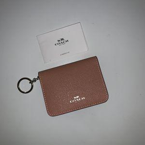 Coach card wallet for Sale in Bonita, CA